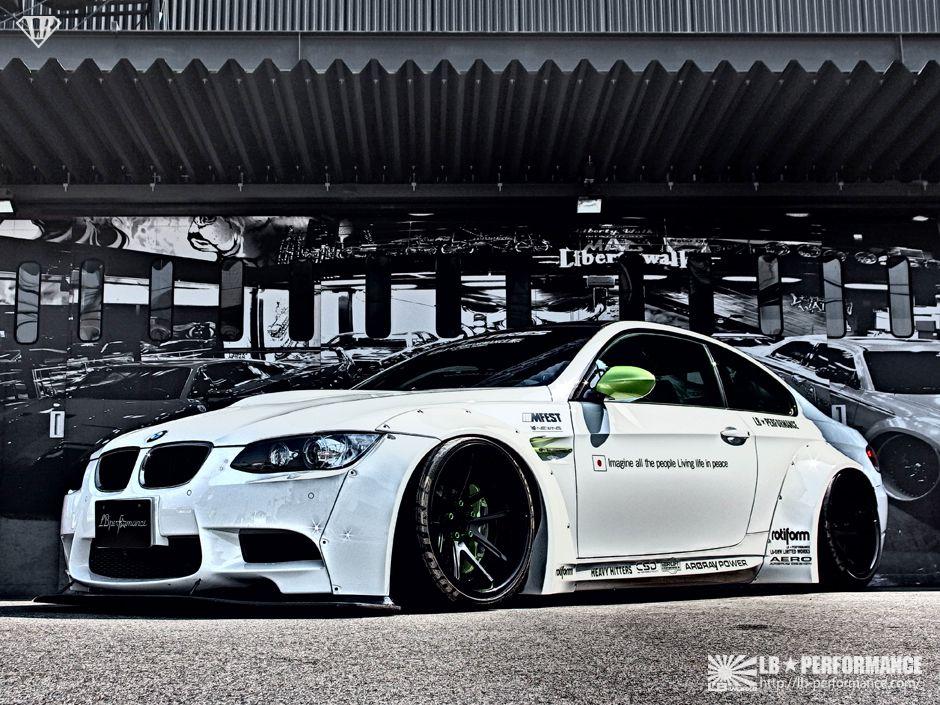 LB☆WORKS - BMW M3 E92