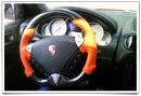 Úprava interiéru - Porsche Cayenne