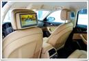 Montáž AUDI A6 - Alpine LCD + DVB-T