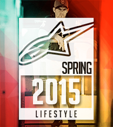 Alpinestars Spring 2015 Lifestyle