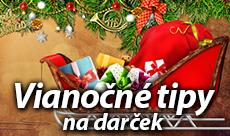 Vianočné tipy na darček