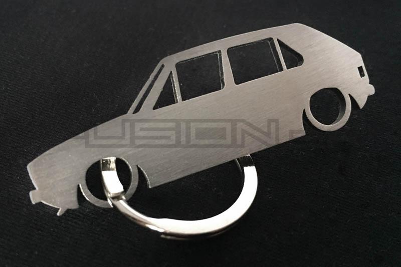 Prívesok na kľúče VW Golf MKI 5-door  5ccfd85407d