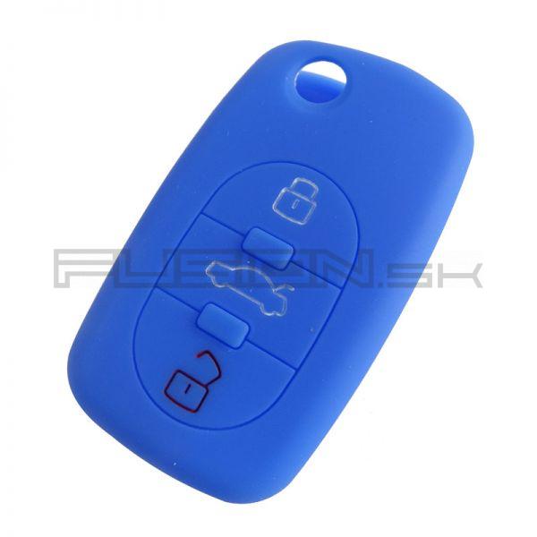 Silikónový obal pre kľúč Audi 3-tlačidlový 34a47fce011