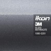 [Fólia 3M 1080-G201 Gloss Anthracite]