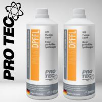 [PRO-TEC DPF FLUSHING LIQUID - Čistič filtra pevných častíc DPF - 1L]