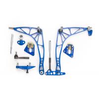 [Wisefab - BMW E46 Formula Drift legal kit]