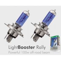 [Autožiarovky LUCAS H4 - 12V 100/80W, Rally Light Booster]