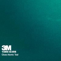 [Fólia 3M 1080-G356 - Gloss Atomic Teal]