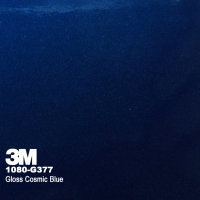 [Fólia 3M 1080-G377 - Gloss Cosmic Blue]