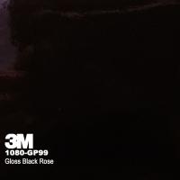 [Fólia 3M 1080-GP99 - Gloss Black Rose]