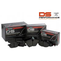 [Predné dosky FERODO DS performance AUDI A3 II (8P1) [ 2003--->  ] 3.2 V6 quattro - [ 250 kw ]]