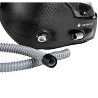 [Kit pre pripojenie hadice s priemerom 20mm pre prívod vzduchu z bočnej časti prilby]