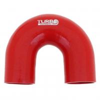 """[Silikónové koleno TurboWorks 180°- 67mm (2,637"""")]"""