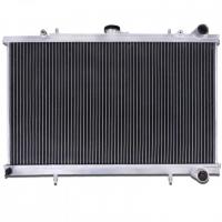 [Hliníkový vodný chladič pre Nissan 200SX S13 CA18DET]
