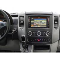 [Alpine X800D-S906 - Pokročilá navigačná stanica pre Mercedes Sprinter (906)]