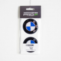 [Nálepka na disky 4ks LOGO - BMW 60mm]