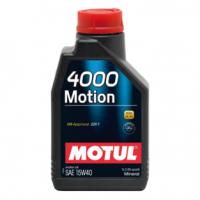 [Olej MOTUL 4000 MOTION 15W40]