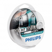 [Autožiarovky PHILIPS H7 X-tremeVision + 130%]