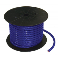 [Kábel napájací, silový 50mm modrý, kvalitný]