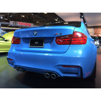 [Zadný spojler Rear Wing BMW 3 F30 ABS M3 Look]
