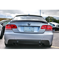 [Zadný spojler Rear Wing BMW 3 E92 ABS M3 Tech]