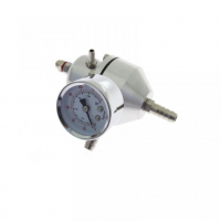 [Regulátor tlaku paliva - universal FPR04 SILVER]