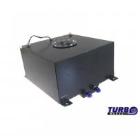[Palivová nádrž TurboWorks 40L BLACK]