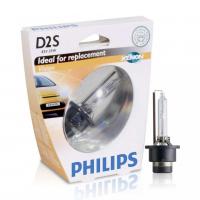 [Žiarovka PHILIPS do stretávacích svetiel pre Audi S4 (8E) so Xenonmi r.v.: 2003-2006 (D2S Xenon)]
