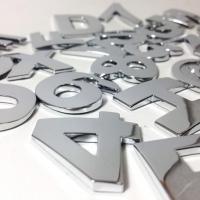 [ 3D ABECEDA - Komplet zoznam 3D písmen a čísiel ]