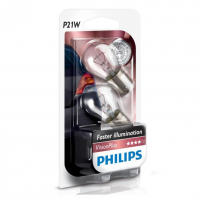 [Žiarovky PHILIPS do zadnej hmlovky pre Volvo V40 so Xenonmi r.v.: 1999-2004 (P21W)]