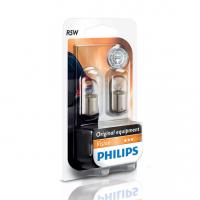 [Žiarovky PHILIPS do koncového svetla pre Volvo V40 so Xenonmi r.v.: 1999-2004 (R5W)]