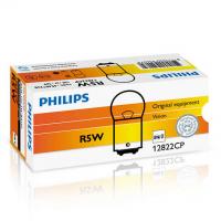 [Žiarovka PHILIPS do koncového svetla pre Volvo V40 so Xenonmi r.v.: 1999-2004 (R5W)]