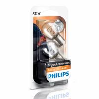 [Žiarovky PHILIPS do brzdového svetla pre Volvo V40 so Xenonmi r.v.: 2012- (P21W)]