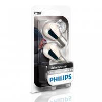 [Žiarovky PHILIPS do zadnej smerovky pre Volvo V40 so Xenonmi r.v.: 2012- (PY21W)]