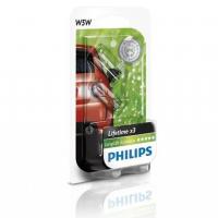 [Žiarovky PHILIPS do parkovačky pre Volvo V50 r.v.: 2004-2012 (W5W)]