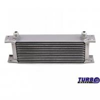 [Olejový chladič TurboWorks 13-rebrový 260x100x50 AN10 strieborný]