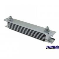 [Olejový chladič TurboWorks 7-rebrový 260x50x50 AN10 strieborný]