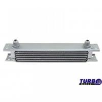 [Olejový chladič TurboWorks 7-rebrový 260x50x50 AN8 strieborný]