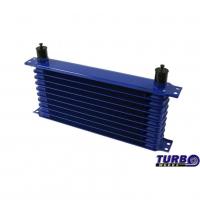 [Olejový chladič TurboWorks Race Line 10-rebrový 330x70x50mm AN10]