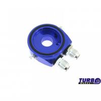 [Adapter olejového filtra TurboWorks Blue]
