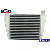 [Intercooler TurboWorks 07 330x280x76mm same side]
