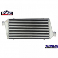 [Intercooler TurboWorks 09 450x230x65mm asymetrical]