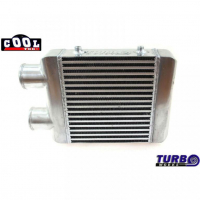 [Intercooler TurboWorks 300x280x76mm same side]