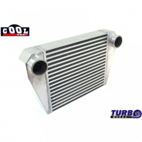 [Intercooler TurboWorks 350x300x76mm backward]