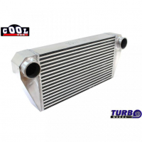 [Intercooler TurboWorks 400x300x102mm backward]