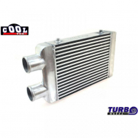 [Intercooler TurboWorks 400x300x76mm same side]