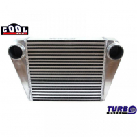 [Intercooler TurboWorks 400x350x76mm backward]