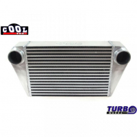[Intercooler TurboWorks 450x300x102mm backward]