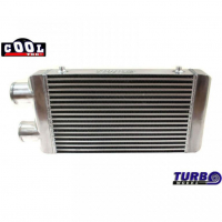 [Intercooler TurboWorks 500x300x76mm same side]