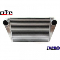 [Intercooler TurboWorks 550x350x76mm backward]
